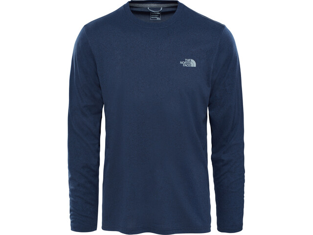 The North Face W's Reaxion AMP Crew Long Sleeve Shirt Black